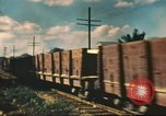 Image of railroad station Hawaii USA, 1942, second 21 stock footage video 65675062970