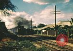 Image of railroad station Hawaii USA, 1942, second 31 stock footage video 65675062970