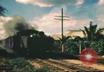 Image of railroad station Hawaii USA, 1942, second 33 stock footage video 65675062970
