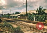 Image of railroad station Hawaii USA, 1942, second 46 stock footage video 65675062970