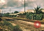 Image of railroad station Hawaii USA, 1942, second 49 stock footage video 65675062970