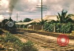 Image of railroad station Hawaii USA, 1942, second 56 stock footage video 65675062970
