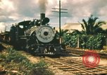 Image of railroad station Hawaii USA, 1942, second 59 stock footage video 65675062970