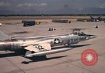 Image of F-104C Starfighter Vietnam, 1965, second 14 stock footage video 65675064019