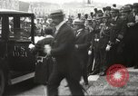 Image of Woodrow Wilson France, 1919, second 15 stock footage video 65675064453