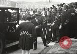 Image of Woodrow Wilson France, 1919, second 16 stock footage video 65675064453