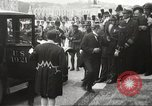 Image of Woodrow Wilson France, 1919, second 17 stock footage video 65675064453