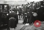 Image of Woodrow Wilson France, 1919, second 19 stock footage video 65675064453