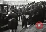 Image of Woodrow Wilson France, 1919, second 20 stock footage video 65675064453