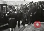 Image of Woodrow Wilson France, 1919, second 21 stock footage video 65675064453
