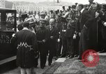 Image of Woodrow Wilson France, 1919, second 27 stock footage video 65675064453