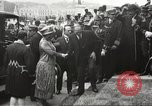 Image of Woodrow Wilson France, 1919, second 31 stock footage video 65675064453