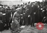 Image of Woodrow Wilson France, 1919, second 33 stock footage video 65675064453