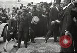 Image of Woodrow Wilson France, 1919, second 37 stock footage video 65675064453