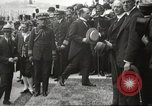 Image of Woodrow Wilson France, 1919, second 38 stock footage video 65675064453