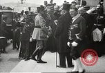 Image of Woodrow Wilson France, 1919, second 50 stock footage video 65675064453