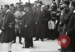 Image of Woodrow Wilson France, 1919, second 52 stock footage video 65675064453