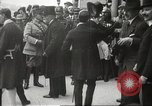 Image of Woodrow Wilson France, 1919, second 55 stock footage video 65675064453