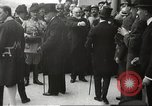 Image of Woodrow Wilson France, 1919, second 56 stock footage video 65675064453