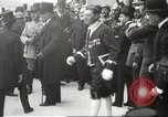Image of Woodrow Wilson France, 1919, second 58 stock footage video 65675064453