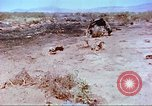 Image of F-100 Super Sabre crash New Mexico United States USA, 1957, second 33 stock footage video 65675064975