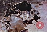 Image of F-100 Super Sabre crash New Mexico United States USA, 1957, second 40 stock footage video 65675064975