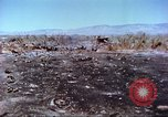 Image of F-100 Super Sabre crash New Mexico United States USA, 1957, second 49 stock footage video 65675064975
