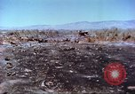 Image of F-100 Super Sabre crash New Mexico United States USA, 1957, second 50 stock footage video 65675064975