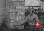 Image of German spy executed by U.S. firing squad Toul France, 1944, second 3 stock footage video 65675065399
