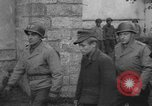 Image of German spy executed by U.S. firing squad Toul France, 1944, second 4 stock footage video 65675065399