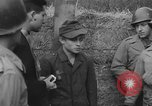 Image of German spy executed by U.S. firing squad Toul France, 1944, second 11 stock footage video 65675065399
