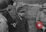 Image of German spy executed by U.S. firing squad Toul France, 1944, second 12 stock footage video 65675065399