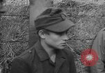 Image of German spy executed by U.S. firing squad Toul France, 1944, second 13 stock footage video 65675065399