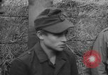 Image of German spy executed by U.S. firing squad Toul France, 1944, second 14 stock footage video 65675065399