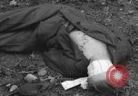 Image of German spy executed by U.S. firing squad Toul France, 1944, second 39 stock footage video 65675065399