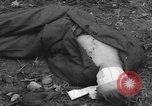 Image of German spy executed by U.S. firing squad Toul France, 1944, second 40 stock footage video 65675065399