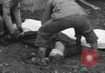 Image of German spy executed by U.S. firing squad Toul France, 1944, second 44 stock footage video 65675065399