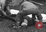 Image of German spy executed by U.S. firing squad Toul France, 1944, second 45 stock footage video 65675065399