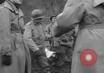 Image of German spy executed by U.S. firing squad Toul France, 1944, second 53 stock footage video 65675065399