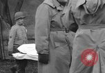 Image of German spy executed by U.S. firing squad Toul France, 1944, second 54 stock footage video 65675065399