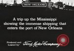 Image of ships New Orleans Louisiana USA, 1917, second 4 stock footage video 65675066812