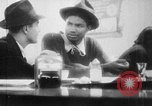 Image of Harlem nightlife 1938 before the War Harlem New York City USA, 1938, second 46 stock footage video 65675068255