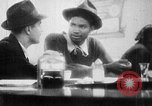Image of Harlem nightlife 1938 before the War Harlem New York City USA, 1938, second 47 stock footage video 65675068255