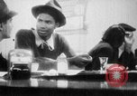 Image of Harlem nightlife 1938 before the War Harlem New York City USA, 1938, second 49 stock footage video 65675068255