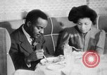 Image of Harlem nightlife 1938 before the War Harlem New York City USA, 1938, second 57 stock footage video 65675068255