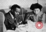 Image of Harlem nightlife 1938 before the War Harlem New York City USA, 1938, second 59 stock footage video 65675068255