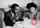 Image of Harlem nightlife 1938 before the War Harlem New York City USA, 1938, second 60 stock footage video 65675068255