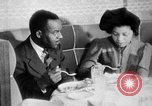 Image of Harlem nightlife 1938 before the War Harlem New York City USA, 1938, second 61 stock footage video 65675068255