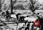 Image of threat of plague Germany, 1945, second 40 stock footage video 65675068489