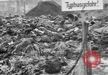 Image of threat of plague Germany, 1945, second 46 stock footage video 65675068489